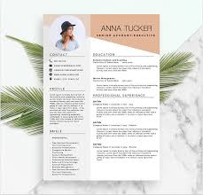 resume sle download docx viewer modern resume template cv template professional and