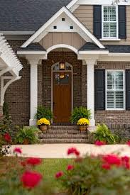 best 25 brown brick exterior ideas on pinterest brown brick