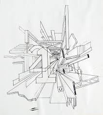 architectural sketch 2 by seec be on deviantart
