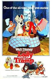 lady tramp 1955 feature length theatrical animated film