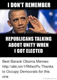 Talking Meme - 50 top barack obama memes