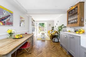 comment am駭ager une cuisine en longueur 1001 idées pour aménager une cuisine ouverte dans l air du
