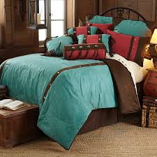 Turquoise And Brown Bedding Sets Best Southwestern Beddings You U0027ll Definitely Love