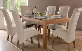 White Wooden Dining Room Chairs by Other Dining Room Sets Leather Chairs Charming On Other With