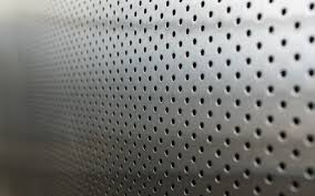 silver download wallpaper 2560x1600 metal points holes silver