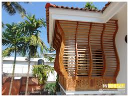 baby nursery traditional house designs Traditional Style Kerala