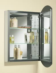 kohler bathroom mirror cabinet amazon com kohler k 3073 na archer mirrored cabinet home improvement