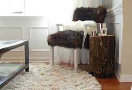 Tree Stump Nightstand Tree Stump Side Tables