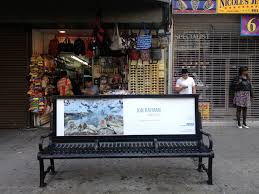 Bench Locations Bus Benches Get Artistic Los Angeles Boyle Heights U2013 L A Taco