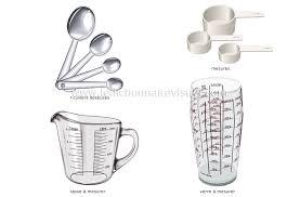 mesure en cuisine alimentation et cuisine cuisine ustensiles de cuisine pour