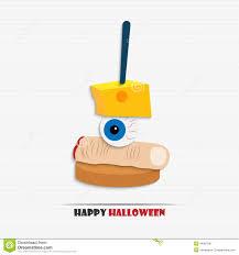 Halloween Dips Appetizers by Halloween Appetizer Stock Vector Image 44907042