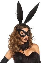 rabbit mask halloween festivalshop costume bunny rabbit