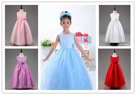 elegant formal girls party dresses 5 available color toddler
