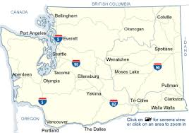 map of highway 395 oregon wsdot indian valley on us 101 mp 237 2 washington state