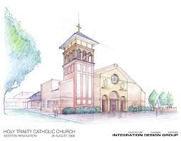 good ideas holy trinity catholic church renovation project