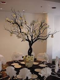 style trend manzanita branches wishing trees centerpiece