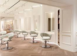 salon room the nexxus salon opens with a special lighting concept in nyc