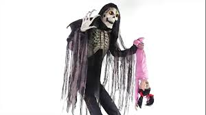 halloween animated props