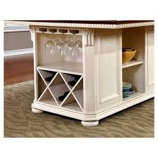 counter height desk with storage sun pine martha country storage counter height table cherry and