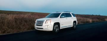 gmc terrain 2017 white 2016 gmc terrain denali review four reasons a refresh isn u0027t