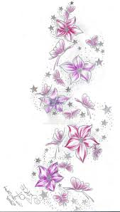 design tattoo butterfly 66 best tattoos images on pinterest lilies tattoo butterfly