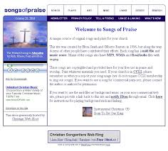 songs of praise frequently asked questions