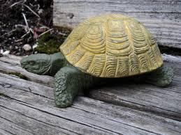 Cement Garden Decor Turtle Statue Concrete Tortoise Concrete Garden Turtles