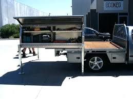 Truck Bed Trailer Camper Tool Boxes Find This Pin And More On Camper Trailer Would Like