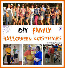 Family Halloween Costumes Diy by Family Halloween Costumes
