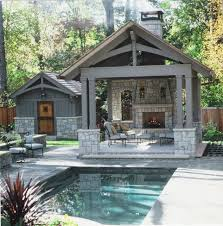 Outdoor Grill And Fireplace Designs - 18 best pool images on pinterest backyard ideas outdoor