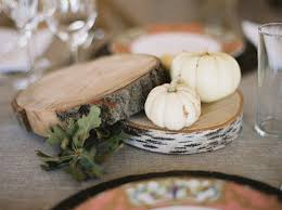 how to decorate your table for thanksgiving