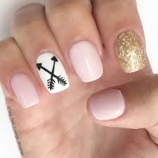 arrow nail art design nail art pinterest arrow nails arrow