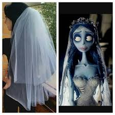 Dead Bride Costume Custom Order Halloween Party Costume Idea Dead Bride Halloween