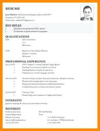 resume for application format resume application for micxikine me