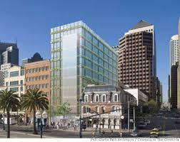 a beautiful green building for embarcadero sfgate