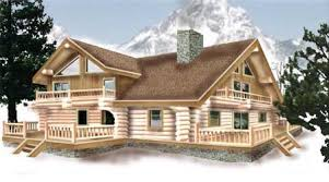 cabin homes plans log cabin home plan the whitepass home design