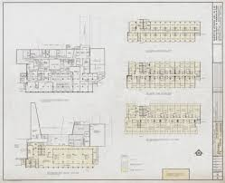 Las Vegas Casino Floor Plans Unlv Libraries Digital Collections Architectural Drawing Of