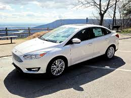 ford focus features test drive focus features sharper design times free press