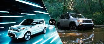 2016 jeep renegade 2016 kia soul vs 2016 jeep renegade