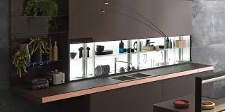 genius loci copper drawer by valcucine design gabriele centazzo