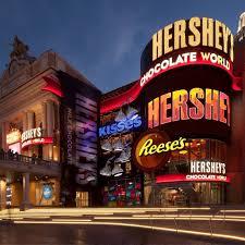 experience las vegas experiences hershey s chocolate attraction las vegas