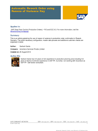 co product settings for sap costing business computing and