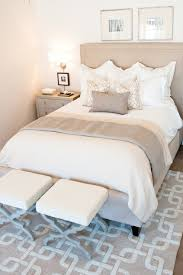 Beige Bedroom Decor White And Beige Bedroom Contemporary Bedroom Ashley Winn Design