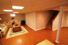 Cheapest Flooring Ideas Mesmerizing Inexpensive Flooring Ideas For Basement Pictures