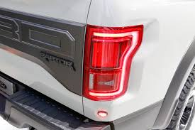 2015 ford f150 tail lights 2017 ford f 150 raptor supercrew makes production debut in detroit
