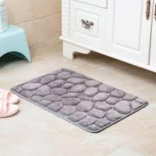 paillasson cuisine non slip flanelle tapis de bain salle de bains tapis paillasson