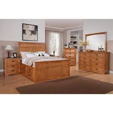 King Bedroom Sets Furniture Chateau Marmont Fairmont 7 Piece Queen Bedroom Set Dixie 7 Piece