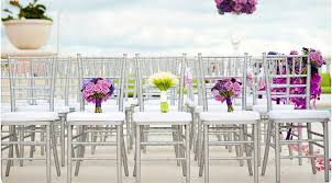 table n chair rentals jd events san diego wedding event design silver chiavari