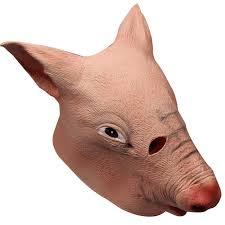 high quality pig halloween mask buy cheap pig halloween mask lots