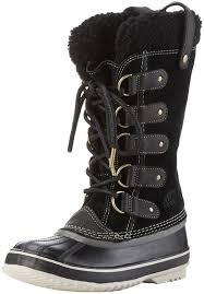 s shoes and boots size 9 sorel s joan of arctic shearling boots black 011